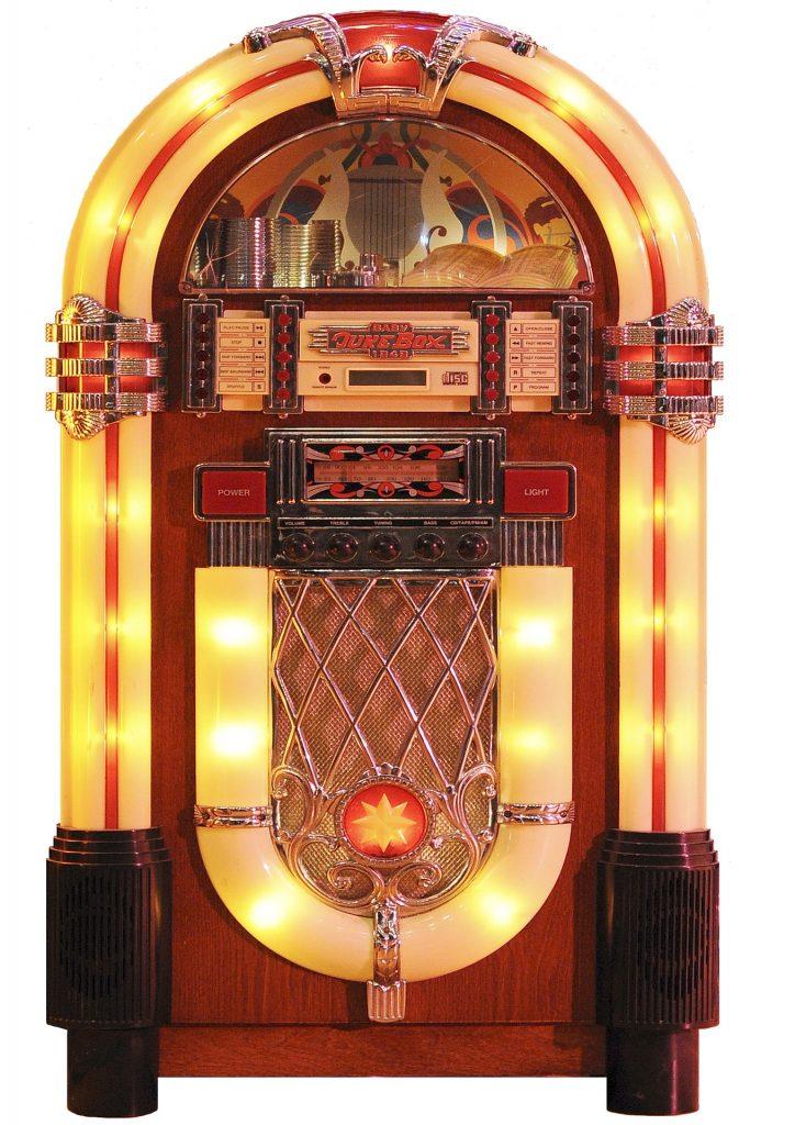 Gramola Jukebox