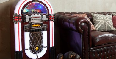 Gramola Jukebox Auna Graceland XXL