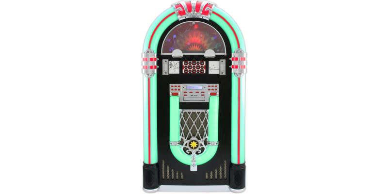 Gramola Jukebox MonsterShop Ruedas
