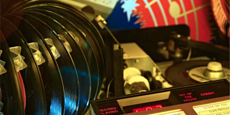 Discos de una gramola jukebox wiki wikipedia ocasión segunda mano oferta
