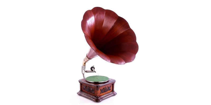 Gramófono La Voz de su Amo