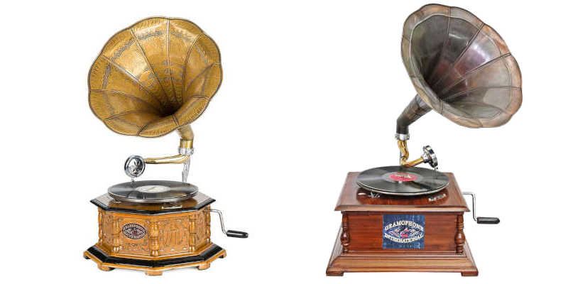 Gramófonos