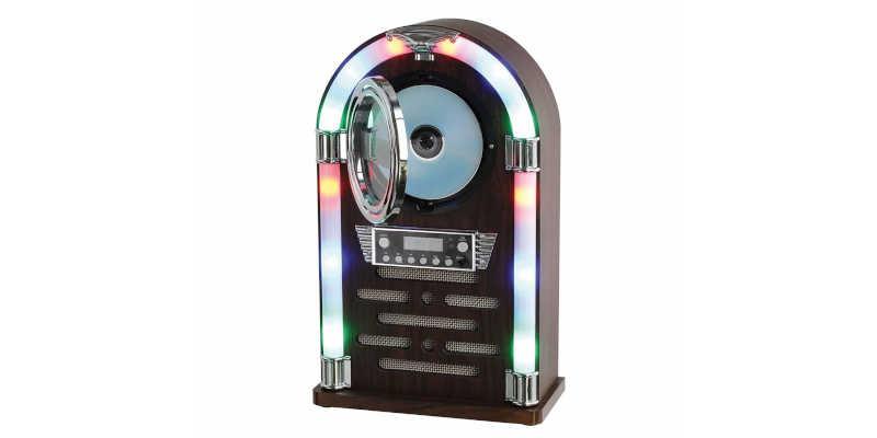Mini Jukebox Aux-In Clip Sonic amazon comprar precio precios barato baratos barata baratas milanuncios mil anuncios segunda mano segundamano ebay wallapop vibbo