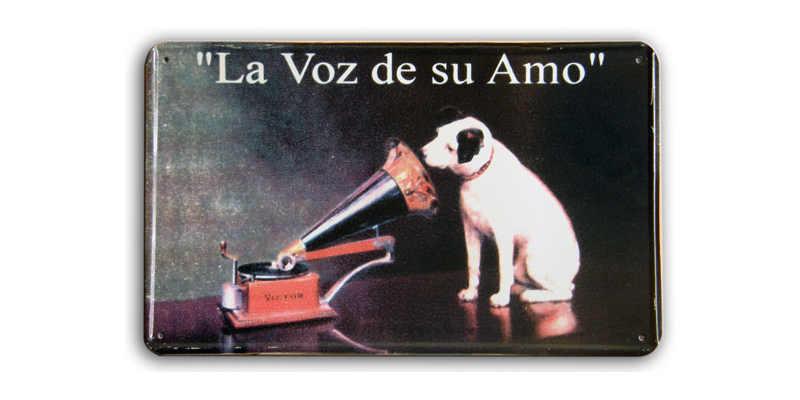 Logo de La Voz de su Amo Segundamano seguna mano vibbo ebay wallapop mil anuncios milanuncios ebay mercado libre mercadolibre