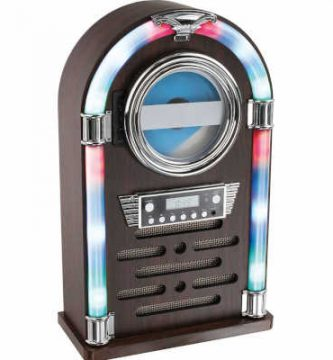 Mini Jukebox Aux-In